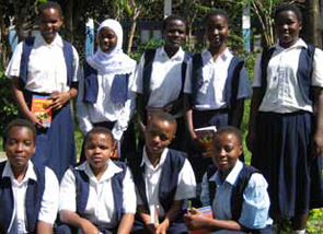 Ambassadors' Girls' Scholarship Program: Educate a girl, transform a society