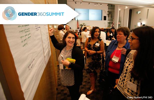 gender summit 2015
