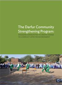 Darfur Community Strengthening Program (case study)