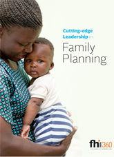 Family Planning brochure