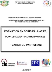 Plan stratégique des soins palliatifs de Côte d'Ivoire