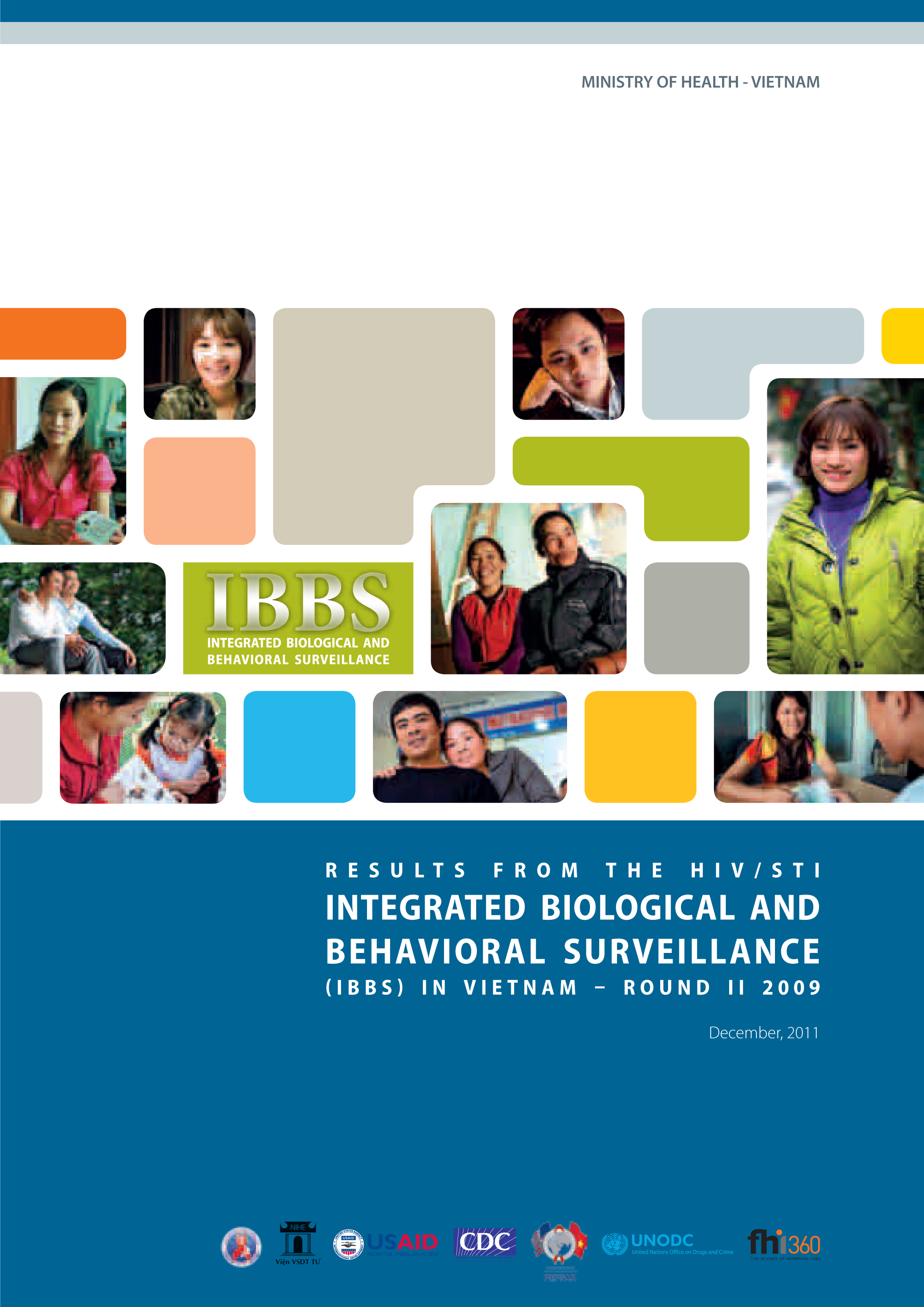 Integrated Biological and Behavioral Surveillance Round II: 2012