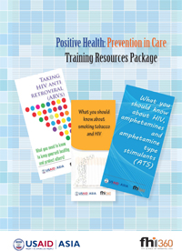 Positive Health: Prevention in Care Training Resources Package