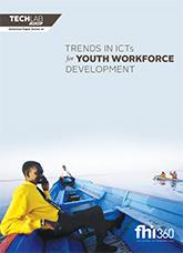 Trends in ICTs for Youth Workforce Development