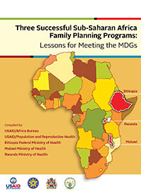 Three Successful Sub-Saharan Africa Family Planning Programs: Lessons for Meeting the MDGs