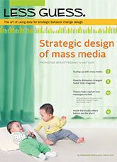 Strategic Design of Mass Media to Promote Breastfeeding in Viet Nam