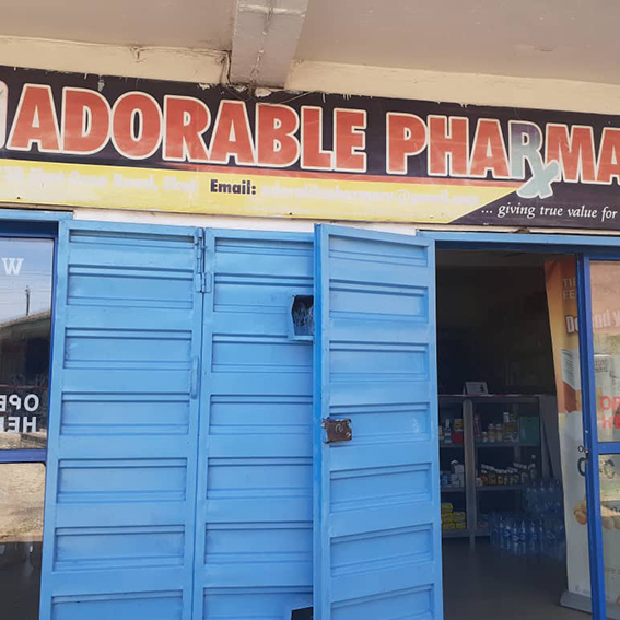 pharmacy in Nigeria
