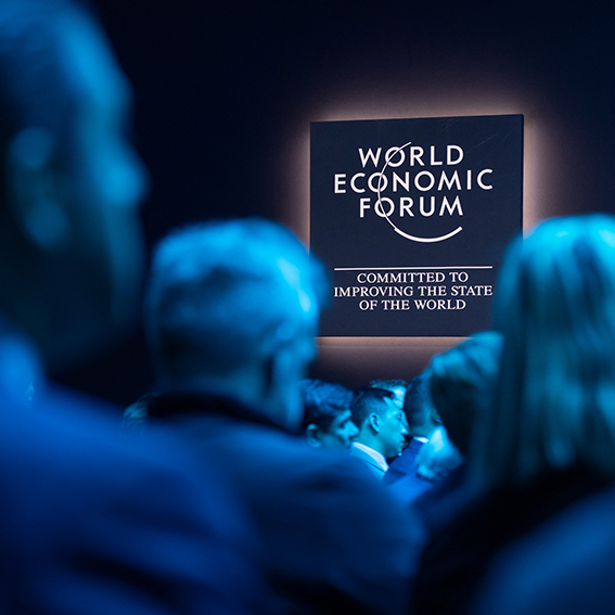 "Impressions from the Session ""Europe after Brexit"" at the Annual Meeting 2019 of the World Economic Forum in Davos, January 24, 2019"