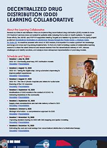 Decentralized Drug Distribution Learning Collaborative