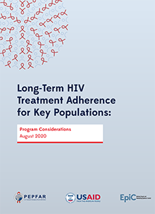 Long-Term HIV Treatment Adherence for Key Populations
