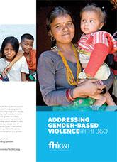 Addressing Gender-Based Violence at FHI 360