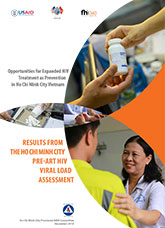 Opportunities for Expanded HIV Treatment as Prevention: Results from Ho Chi Minh City Pre-ART Viral Load Assessment (English)