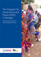 The Program for Governance and Peace (PGP) in Senegal: Strengthening Democracy, Good Governance & Peace