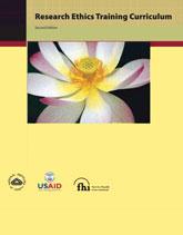 Research Ethics Training Curriculum (PDF)