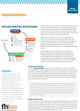 Digital Solutions (fact sheet)