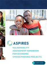ASPIRES Vulnerability Assessment Handbook for Economic Strengthening Projects
