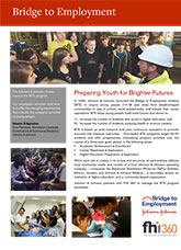 Bridge to Employment: Preparing Youth for Brighter Futures