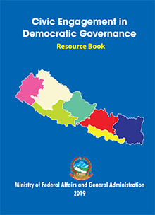 Civic Engagement in Democratic Governance: Resource Book (English)