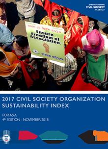 2017 Civil Society Organization Sustainability Index for Asia