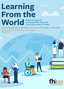 Learning from the World: Global Strategies for Improving Health Equity and Social Determinants of Health