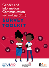 Gender and Information Communication Technology Survey Toolkit