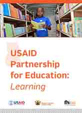 USAID Partnership for Education: Learning