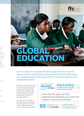 Global Education (brochure)