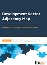 Development Sector Adjacency Map: A Planning Tool for Integrated Development