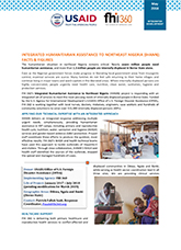 Integrated Humanitarian Assistance to Northeast Nigeria (IHANN): Facts and Figures (fact sheet)
