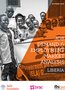 Job Demand & Employment Market Analysis: Liberia