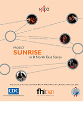 Project Sunrise in Eight North East States of India