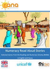 Numeracy Read Aloud Stories (English and Hausa)