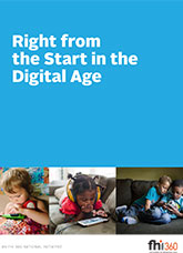 Right from the Start in the Digital Age