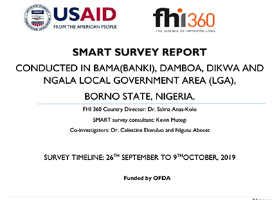 SMART Survey Report