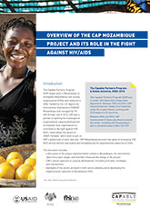 Overview of the CAP Mozambique Project and its Role in the fight against HIV/AIDS