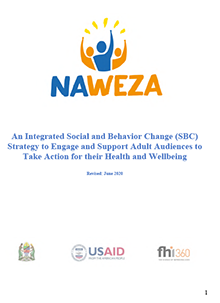NAWEZA: An Integrated Social and Behavior Change Strategy to Engage and Support Adult Audiences to Take Action for their Health
