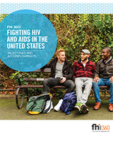 Fighting HIV and AIDS in the United States