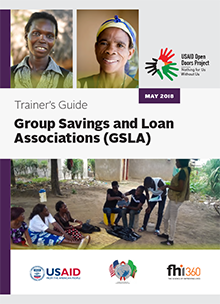 Trainer's Guide: Group Savings and Loan Associations