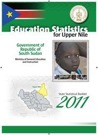 2011 South Sudan Education Statistical Booklet - Upper Nile
