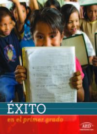 Success in First Grade (PDF in Spanish)