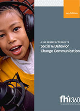 A 360 Degree Approach to Social and Behavior Change Communication