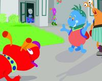 Meet the money monsters: Cute characters help children learn financial literacy skills