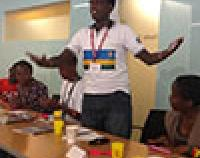 Ian Manzi, a Rwandan youth leader, has inspired other youth to stay in school and work for peace. His participation in the Pan-Africa Youth Leadership Program helped him develop his leadership skills.