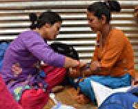 HIV prevention by the numbers: The Saath-Saath project in Nepal