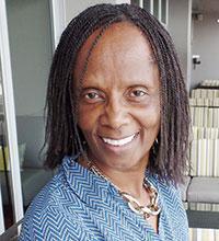 Ruth Mufute, MPA, MPP