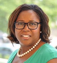 Aleta J. Williams, MPA