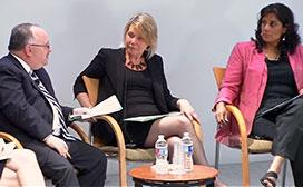 2015 gender summit panel