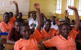 Ambassadors Girls Scholarship Program
