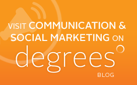 Comm & Soc Marketing on Degrees