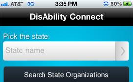 'DisAbility Connect' app